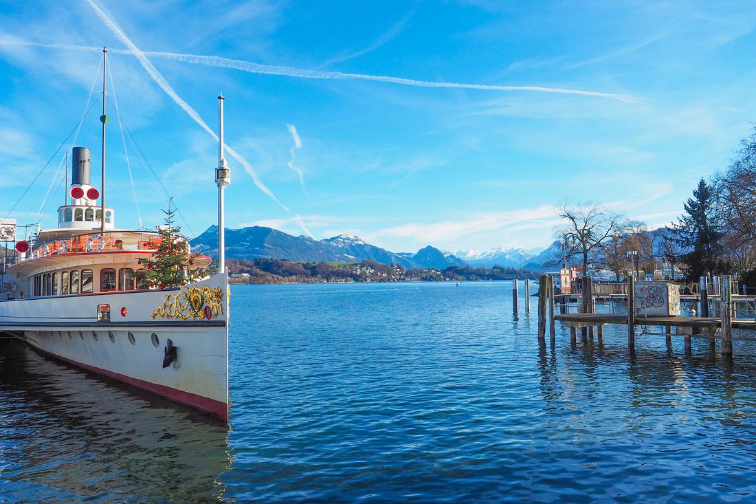 Swiss Alps, Lucerne